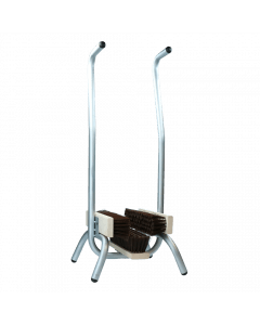 Hofman Foot sweeper with hand rest