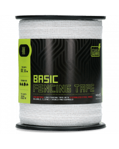 ZoneGuard 10 mm Basic fence tape