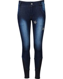 Harry's Horse Riding breeches Denim LouLou Saint James Full Grip