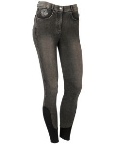 Harry's Horse Riding breeches Denim Haarlem Grip
