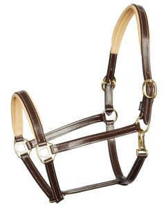 Harry's Horse Halter leather Elegance