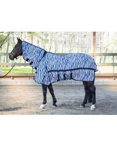 Harry's Horse Flysheet with neckline with lycra insert at the withers