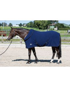 Harry's Horse Fleece rug with roll-up neck