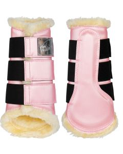 Harry's Horse Leg protectors Flex Trainer Pink Passion