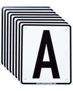 Harry's Horse Baking plates A, F, B, M, C, H, E, K