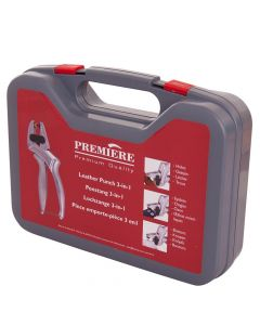 Premiere Punching tool Premiere 3-in-1 in case