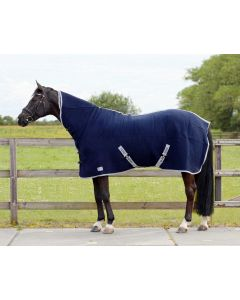 QHP rug wool girth + neck
