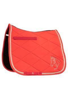 BR 4-EH saddle pad Rosie dressage