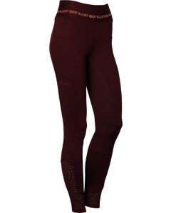Harry's Horse Riding breeches Equitights Just Ride Rosegold Full Grip