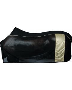 Harry's Horse Cooler fly rug EQS Champagne
