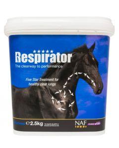 NAF Respirator Powder