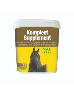 NAF Complete Supplement