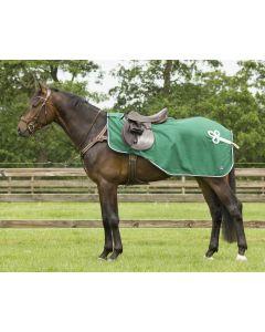QHP Exercise fleece rug Eldorado