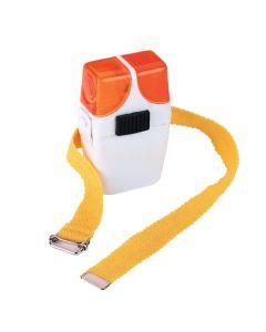 Hofman Riding Boot Lamp orange / orange