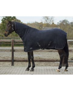 QHP Rug fleece basic neck & girths