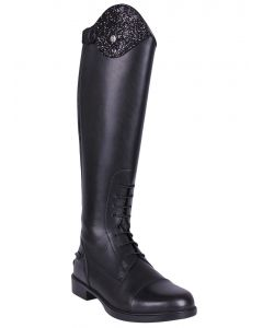QHP Riding riding boot straps Romy Junior wide
