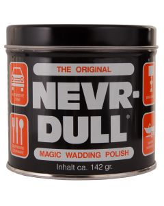 Nevr-Dull polishing warts