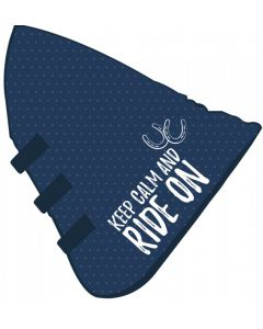 PFIFF Loose neck for fly rug 'KEEP CALM'