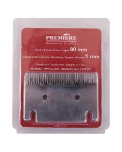 Cutting blade Premiere shaving machine1mm (80mm to hogting blade)
