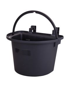 Bowl Arturo hemisphere with braces and handle 14 ltr