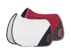 BR 4-EH Saddle pad Tulip Shet
