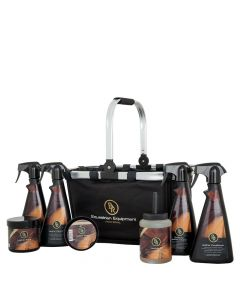 Gift basket BR Leather care m / 7 BR products