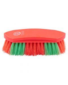 3-color brush, set of 6 Diva pink 1 SIZE