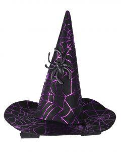 QHP Witch hat Halloween horse Spider