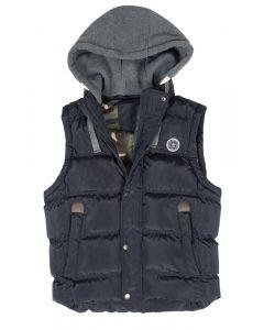 PFIFF Quilted vest 'JARI'