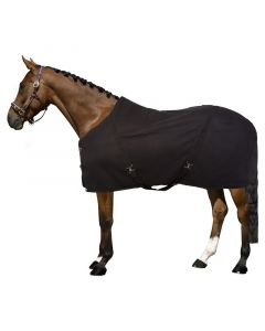 Imperial Riding Fleece rug with cross surcingles
