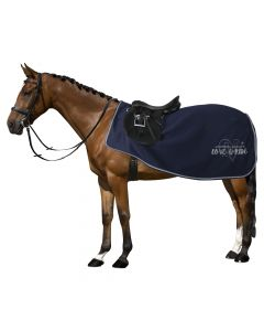 Imperial Riding Fleece exercise sheet rug Goodnight