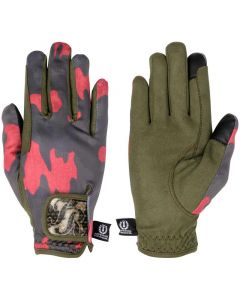 Imperial Riding Gloves Camouflaged