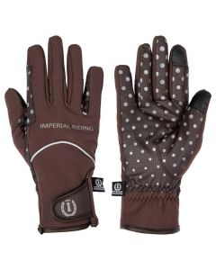 Imperial Riding Gloves Stay Warm