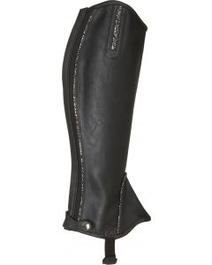 Imperial Riding Mini chaps synthetic leather Glitter