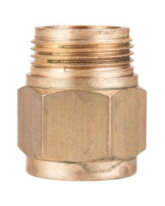 BR Spring housing brass for drinking trough 822901