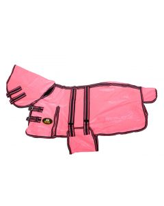 """MHS Fly rug """"Neon"""" with fixed neck"""