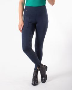 QHP Breeches pull-on Phylicia leg grip