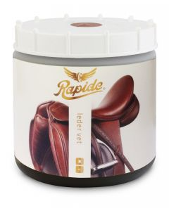 Rapide Leather-grease Black