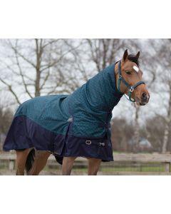 QHP Blanket turnout Collection 300gr detachable neck