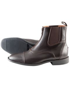 PFIFF LEATHER ANKLE BOOTS 'COSMO'