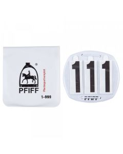 PFIFF Bridle numbers 3 digits