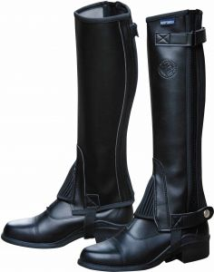 Harry's Horse Half chaps connect