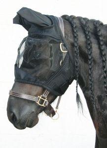 Harry's Horse Fly mask Flyshield