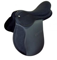 PFIFF Basicline Synthetik sheepskin saddle pad