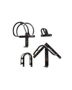 Harness Rack Black