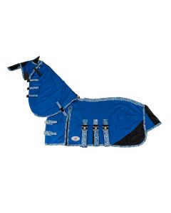 MHS Fly Rug with neck & mask