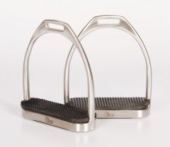 Harry's Horse Stirrups brushed stainless steel