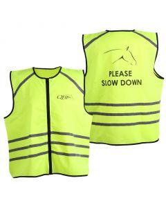 QHP Reflection vest Yellow M