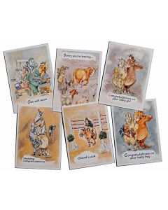 Postcards Kate's Art
