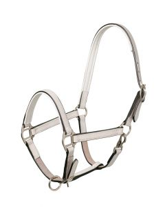 MHS Leather Halter Wynn
